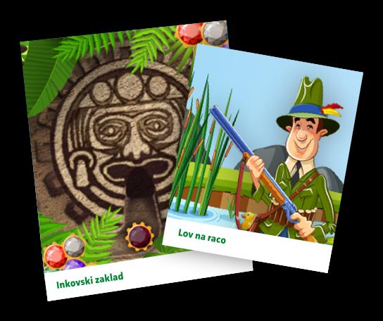 HIP igre predstavitvene kartice