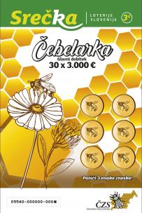 Čebelarka